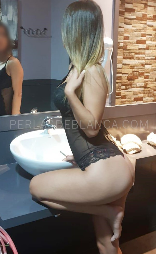 Toni is an Escort in Madrid perfect for anal sex - Perlas de Blanca