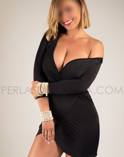 Come visit our Escort in Madrid, Nieves - Perlas de Blanca