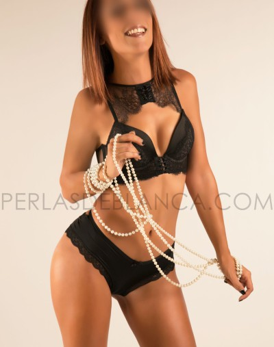 Ana seductive escort in Madrid