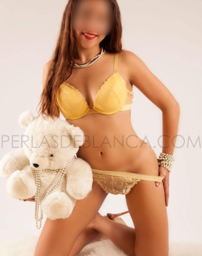 Monica hot escort in Madrid